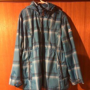 ZeroXposur raincoat